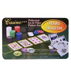 Pokerset  200 chips