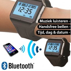 Handsfree horloge bluetooth