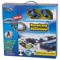 Gearbox  Racebaan met handgenerator (285cm)