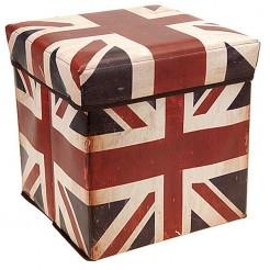 Opvouwbare opbergbox en zitje (United Kingdom)