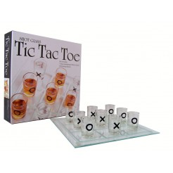 Drinkspel Tic Tac Toe ''OXO''