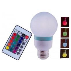 Sfeerlamp met afstandsbediening (colorchanging)