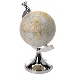 Wereldbol  op standaard (30cm)