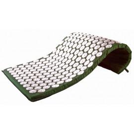 Acupressuur- / relaxmat (groen)