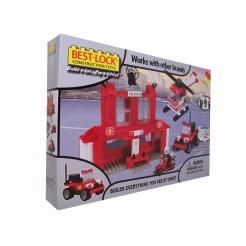 Best-Lock Constructieset Brandweer (220 dlg)
