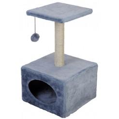 Kattenspeeltoren (grijs)