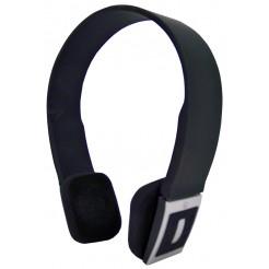 Telefunken Bluetooth stereo koptelefoon met microfoon (zwart)