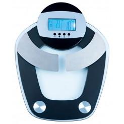 Telefunken Digitale weegschaal met lichaamsvetmeter