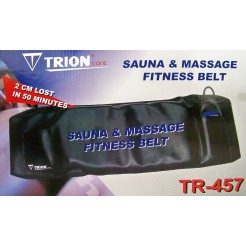 Trion TR-457 Luxe sauna en massage fitness gordel ''Magic-Belt''