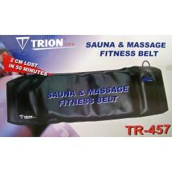 Trion TR-457 Luxe sauna en massage fitness gordel ''Magic-Belt''