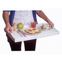 Butler tray (houten  dienblad)