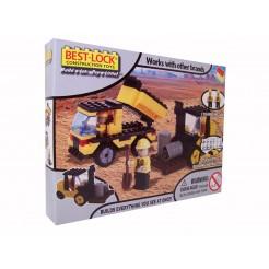 Best-Lock Constructieset Werkers  (120 dlg)