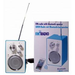 FM-radio met bluetooth luidspreker