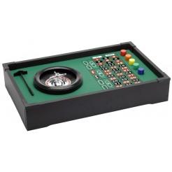 Roulette spel incl. accessoires