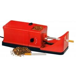 Automatische sigarettenvuller (rood)