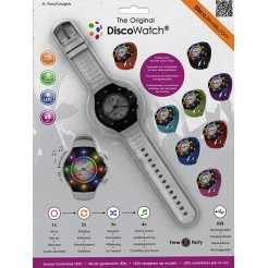 PartyFunLights Disco Watch