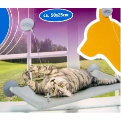 Cat Comfort Kattenhangmat (50x25) met zuignappen