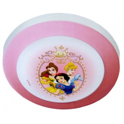 Disney Wand- of plafondlamp Princess